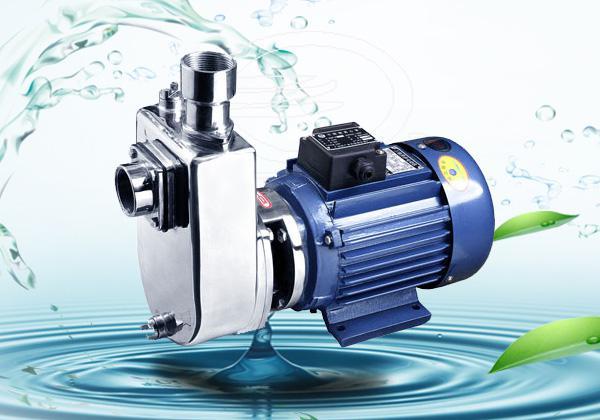 -新型化工业助力生态文明建设,亟需高性能自吸泵的支持