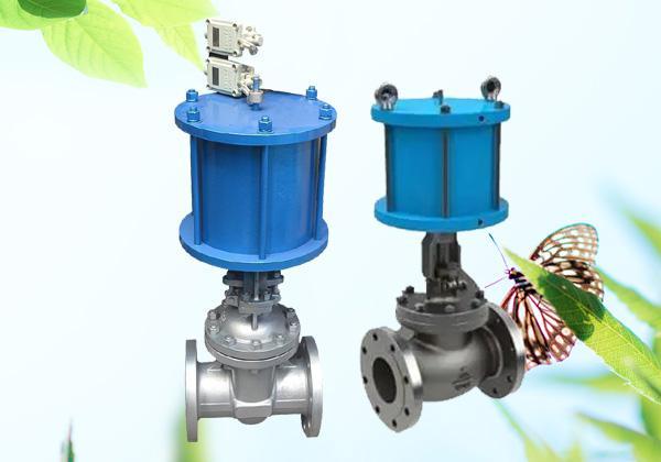 -冶金行业走绿色发展之路,需要高质量气动闸阀助力